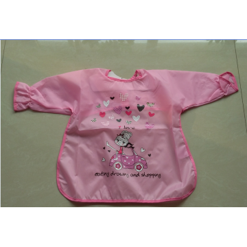 Hot sale for Aprons For Kids Resuable Cute Polyester Children Apron For Drawing supply to Palestine Importers
